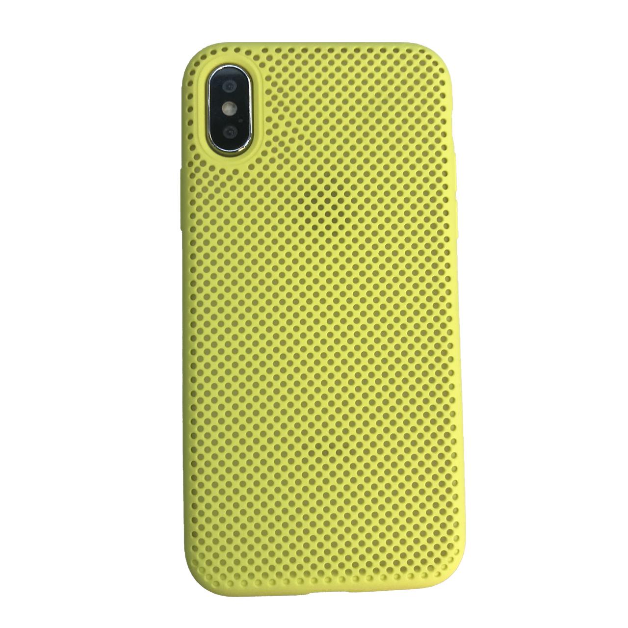 کاور سیلیکونی مدل Lace مناسب برای گوشی موبایل اپل آیفون x / xs