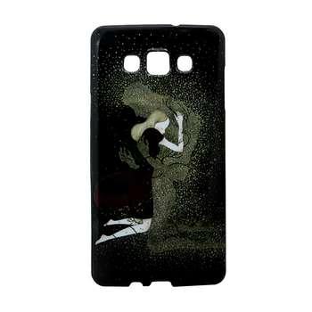 کاور مدل BM-10 طرح دختر مناسب برای گوشی موبایل سامسونگ Galaxy A7 2015
