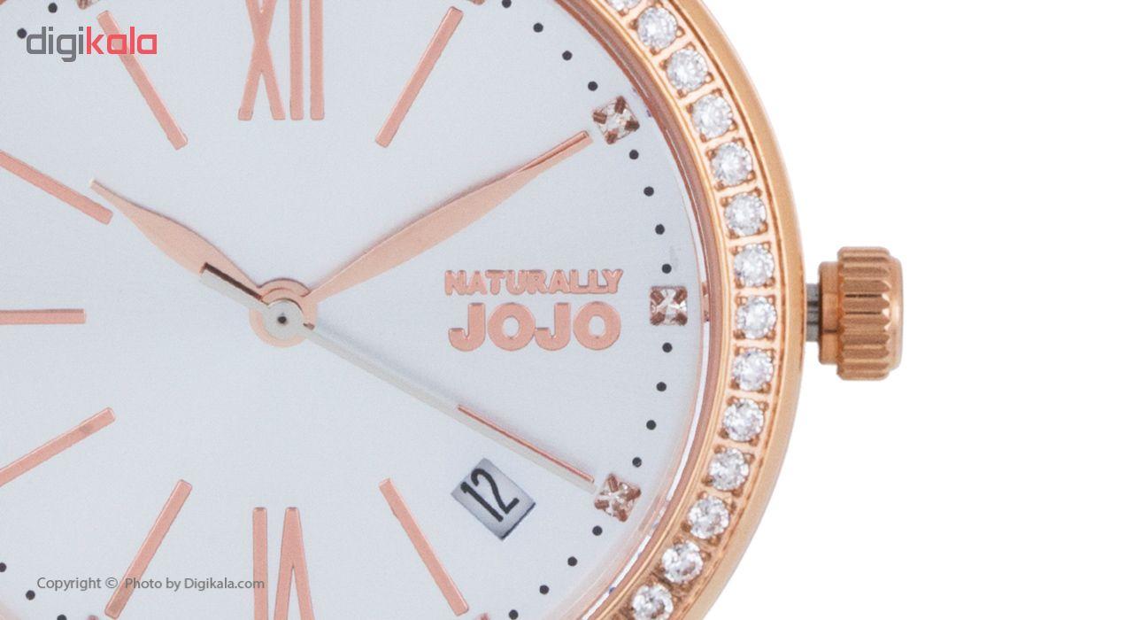ساعت مچی عقربه ای زنانه نچرالی ژوژو مدل JO96902.80R              ارزان