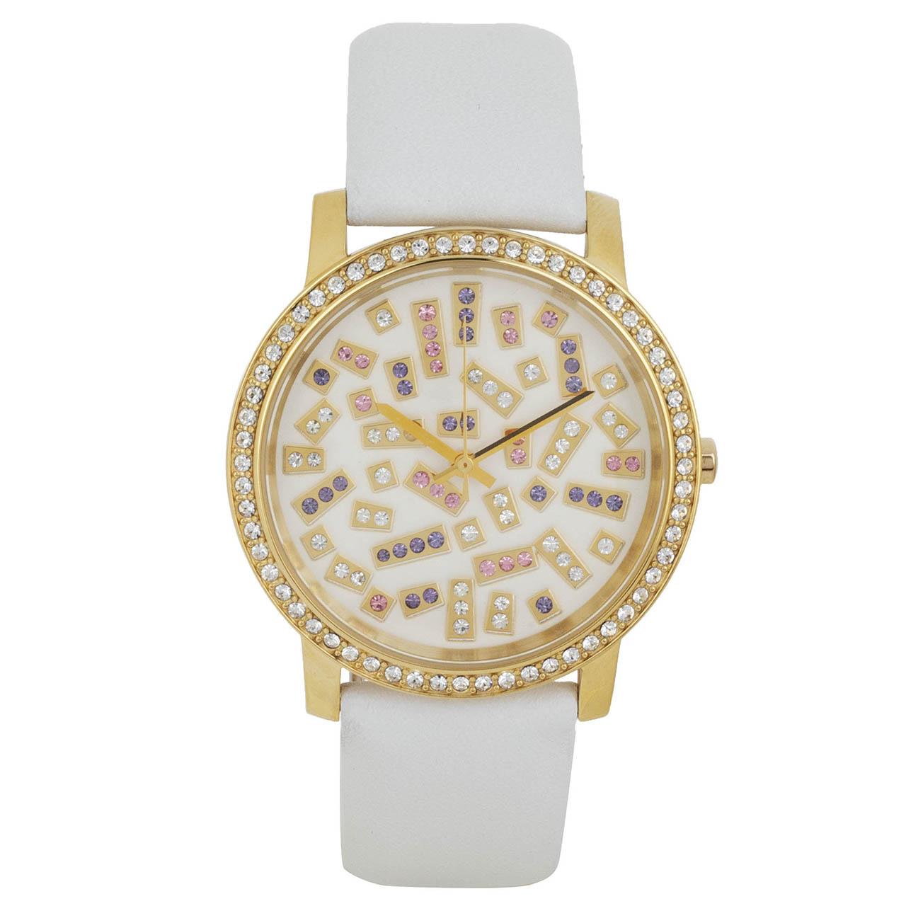 ساعت مچی عقربه ای زنانه نچرالی ژوژو مدل JO96693.80K