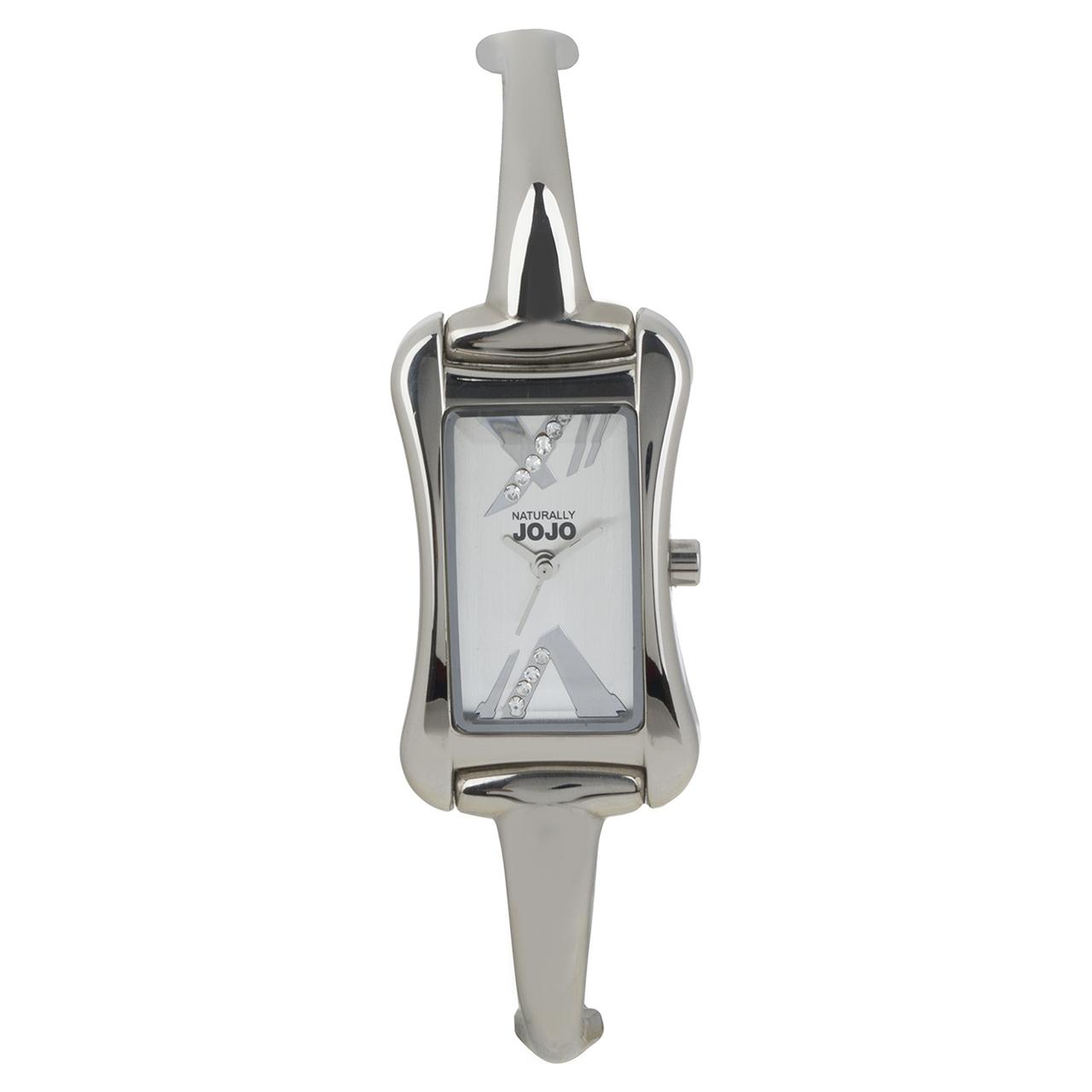ساعت مچی عقربه ای زنانه نچرالی ژوژو مدل JO96339.80F
