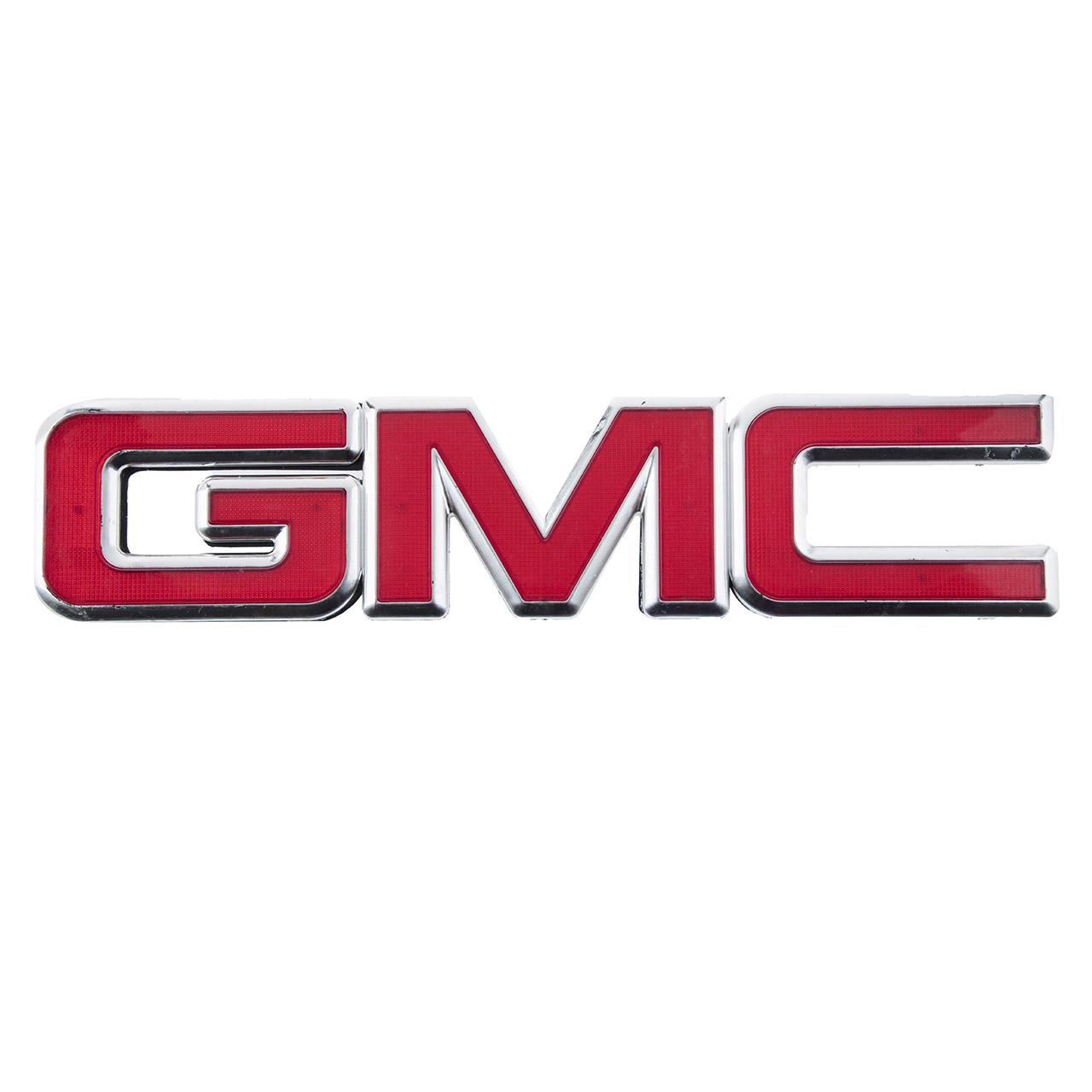 آرم خودرو طرح  GMC کد 145