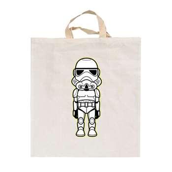 تصویر ساک خرید مدل Star Wars کد 238