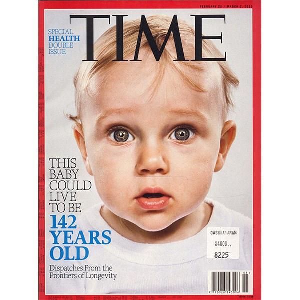 مجله تایم - بیست و سوم فوریه 2015