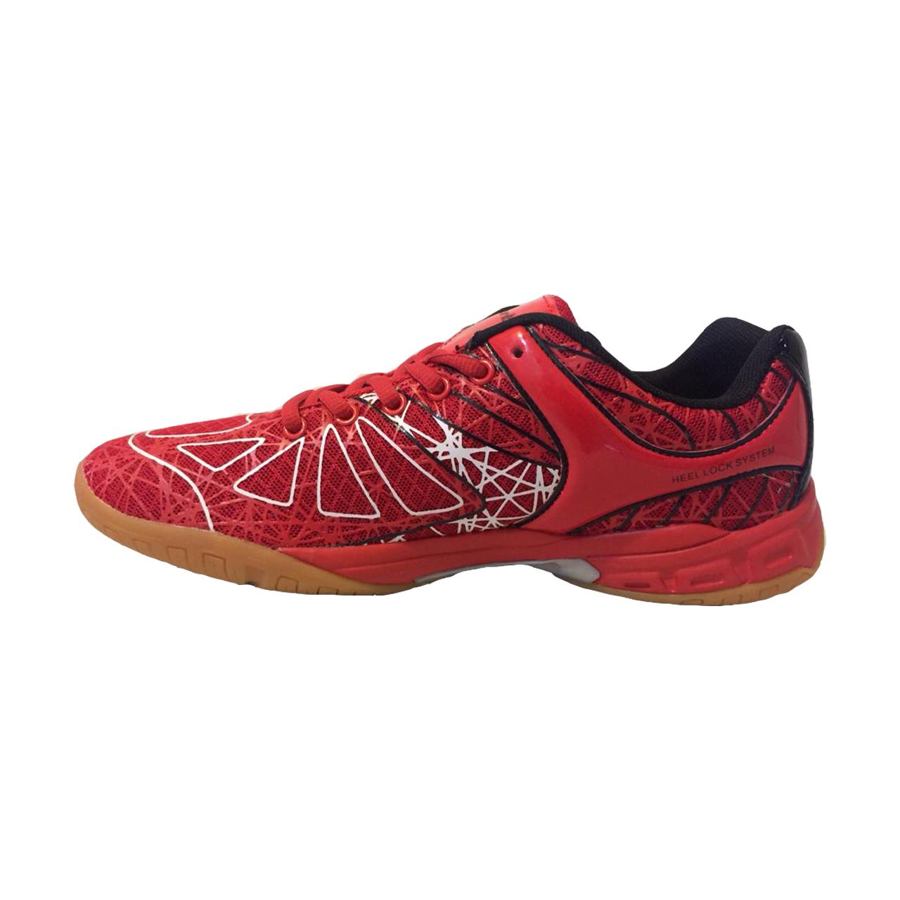 کفش بدمینتون و اسکواش کارلتون مدل TEAM RED