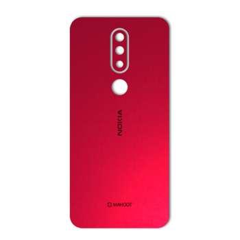 برچسب پوششی ماهوت مدلColor Special مناسب برای گوشی موبایل Nokia 6.1 Plus-Nokia X6