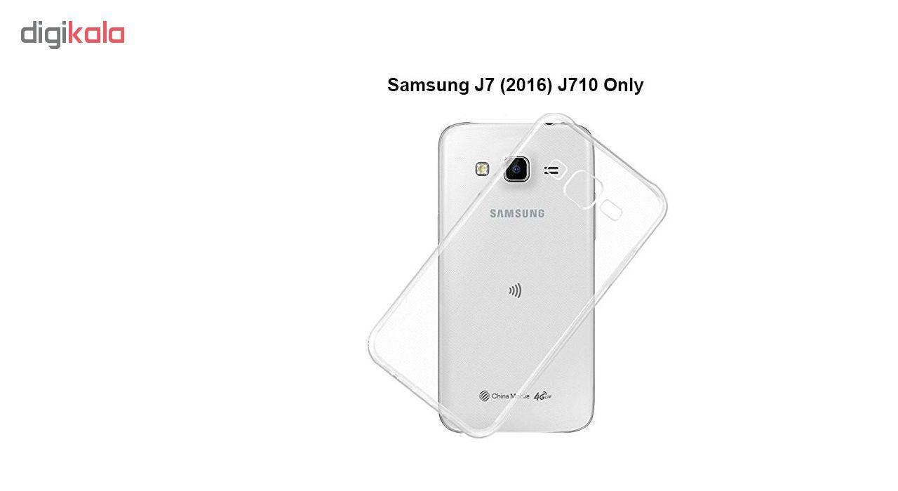 کاور مدل Clear مناسب برای گوشی موبایل سامسونگ گلکسی J7 2016 main 1 1