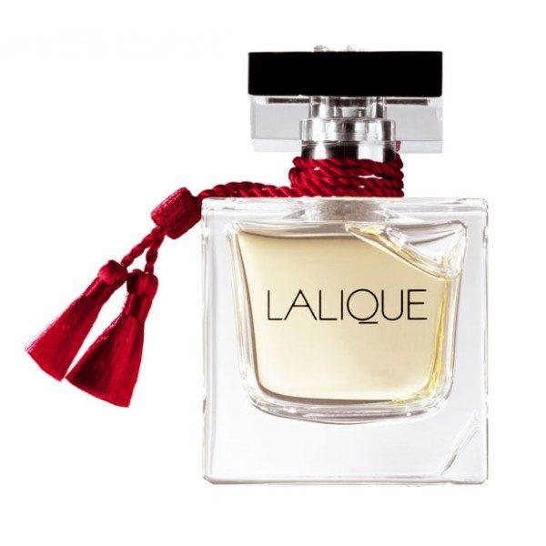 تستر تستر ادو پرفیوم زنانه لالیک مدل Le Parfum حجم 100 میلی لیتر (دارای جعبه سفید تستر)