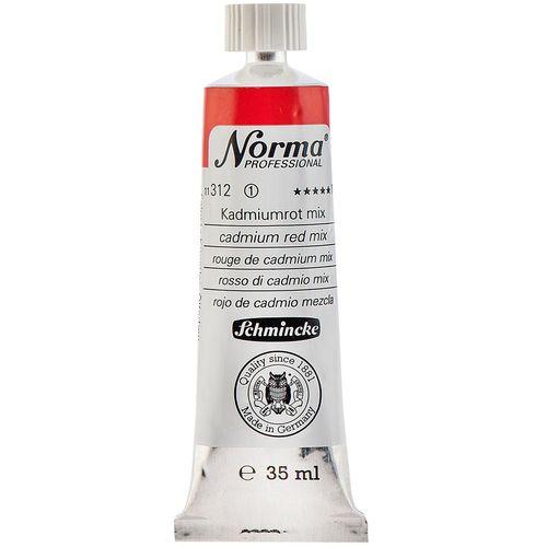 رنگ روغن اشمینک مدل Norma Proffessional  حجم 35 میلی لیتر