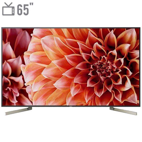 تلویزیون ال ای دی هوشمند سونی مدل KD-65X9000F سایز 65 اینچ