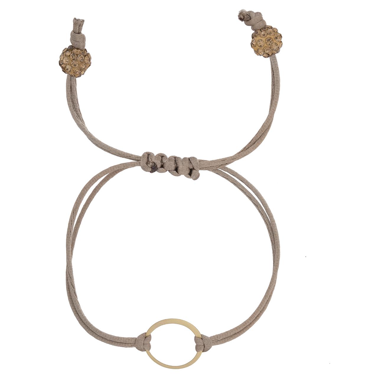 قیمت دستبند طلا 18 عیار مدل AN0013 سوفیا