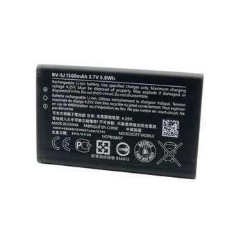 باتری موبایل مدل BV-5J با ظرفیت 1560mAh مناسب برای گوشی موبایل لومیا 435