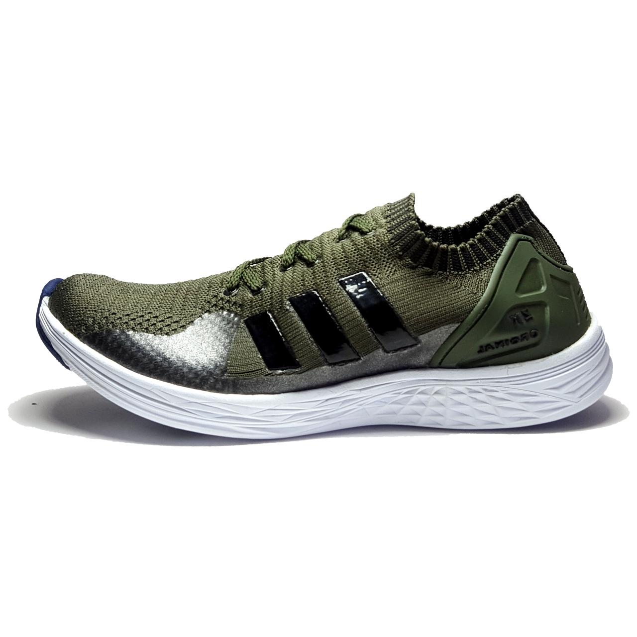کفش مخصوص پیاده روی مردانه مدل جورابی کد zx