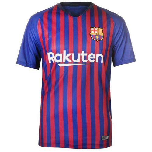 پیراهن ورزشی مهدی یار طرح بارسلونا مدل Messi-2019 به همراه جاسوئیچی