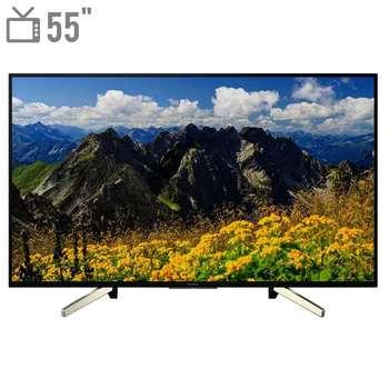 تلویزیون ال ای دی هوشمند سونی مدل KD-55X7500F سایز 55 اینچ