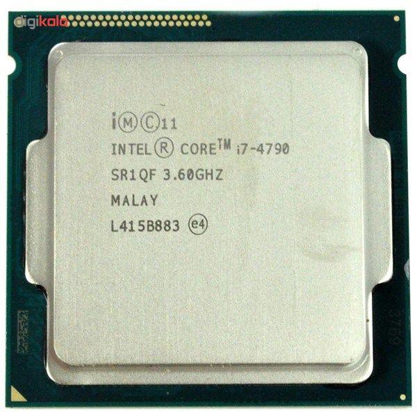 پردازنده مرکزی اینتل سری Haswell مدل  Core i7-4790
