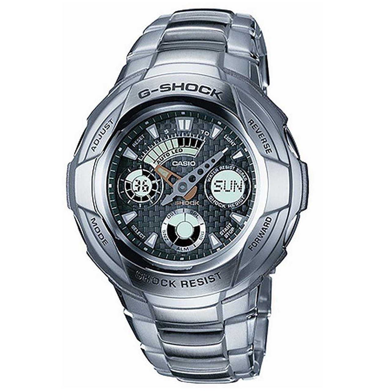 ساعت  کاسیو سری جی شاک مدل G-1800D-3ADR