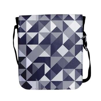 کیف دوشی طرح مثلث کد 8228