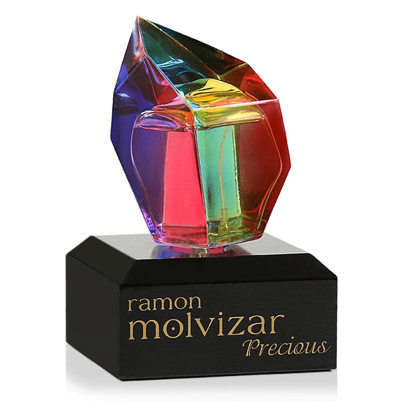 ادو پرفیوم رامون مولویزار مدل Precious حجم 75 میلی لیتر