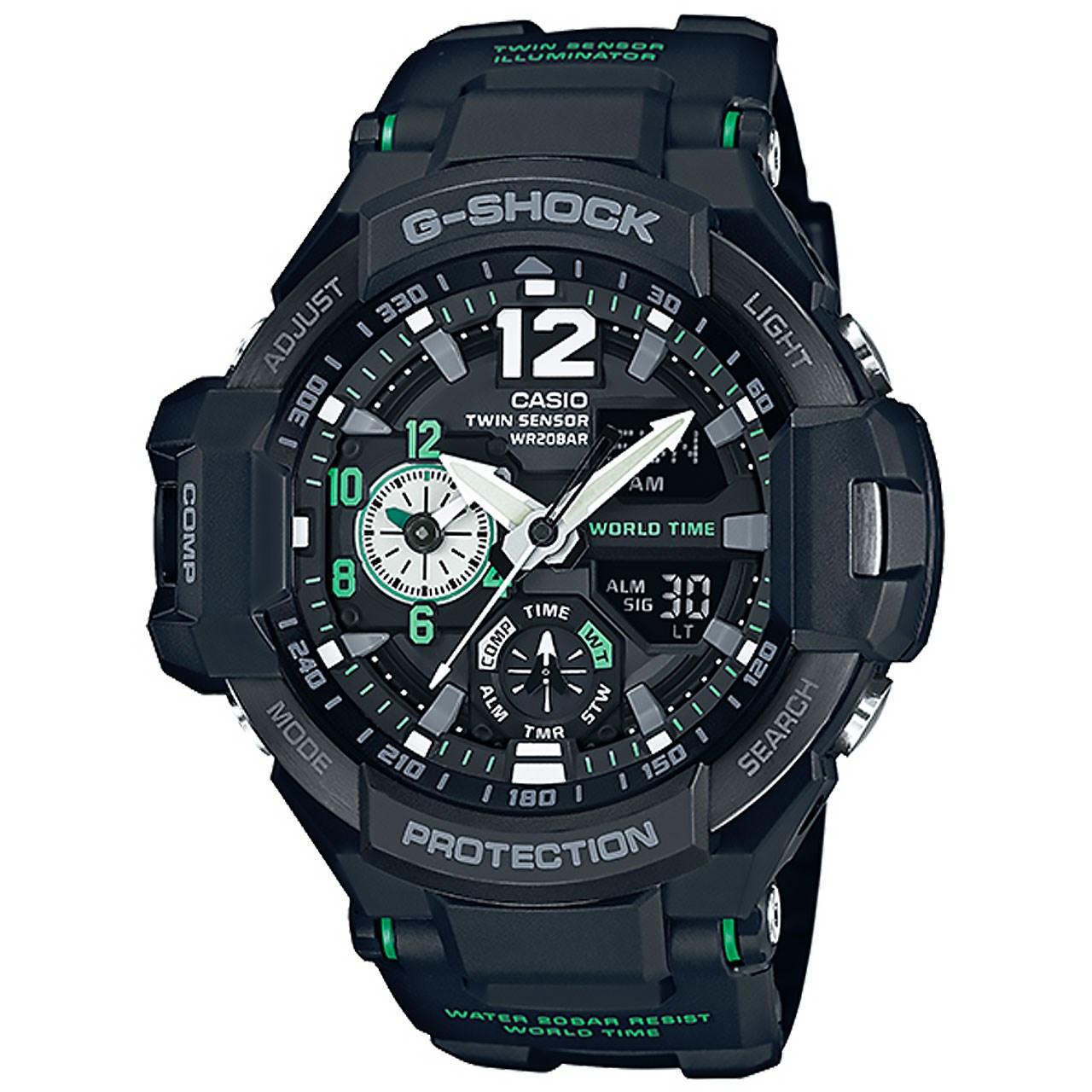 ساعت  کاسیو مدل G-Shock GA-1100-1A3DR