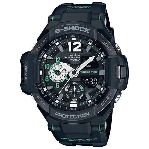 ساعت مچی عقربه ای مردانه کاسیو مدل G-Shock GA-1100-1A3DR