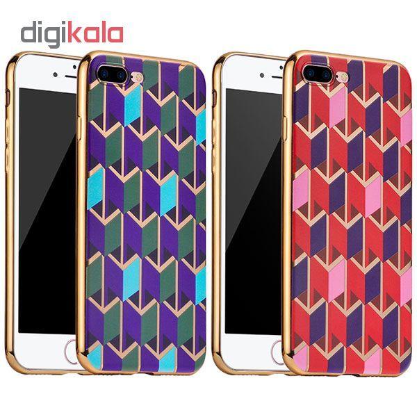 کاور هوکو مدل Fashion مناسب برای گوشی موبایل iPhone 8 Plus/7 Plus main 1 1