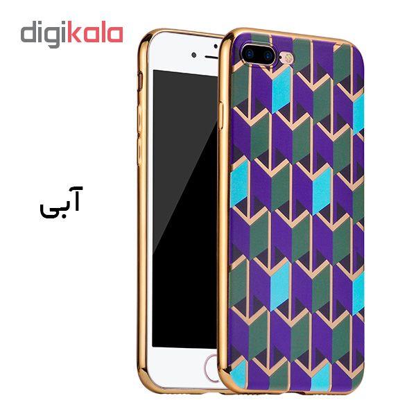 کاور هوکو مدل Fashion مناسب برای گوشی موبایل iPhone 8 Plus/7 Plus main 1 2