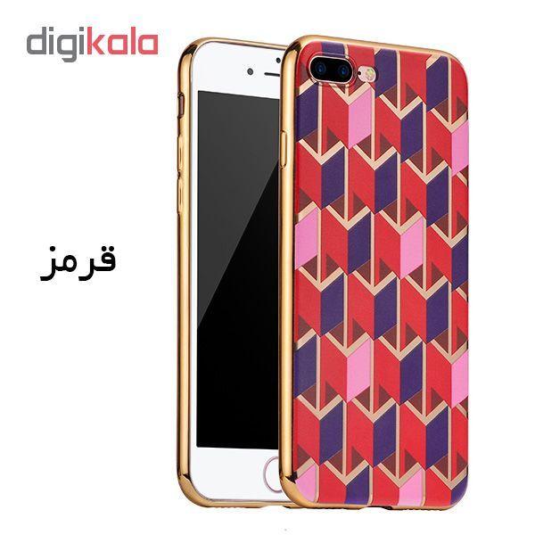 کاور هوکو مدل Fashion مناسب برای گوشی موبایل iPhone 8 Plus/7 Plus main 1 3