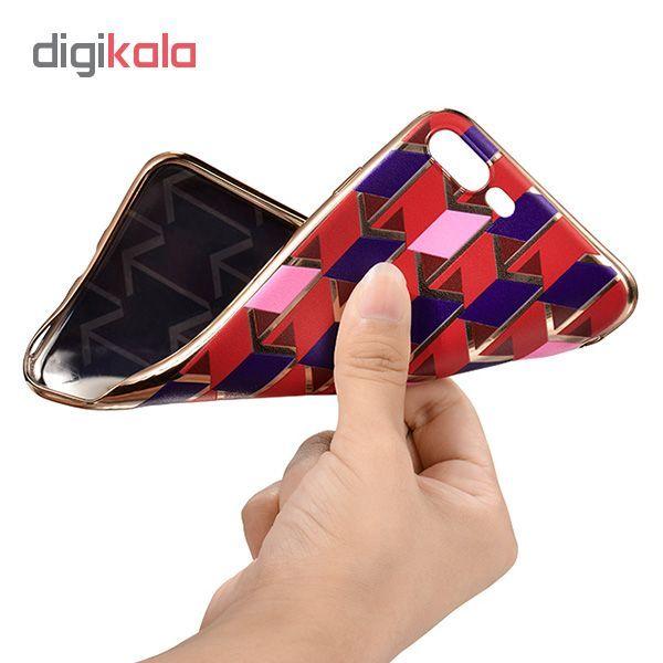 کاور هوکو مدل Fashion مناسب برای گوشی موبایل iPhone 8 Plus/7 Plus main 1 4