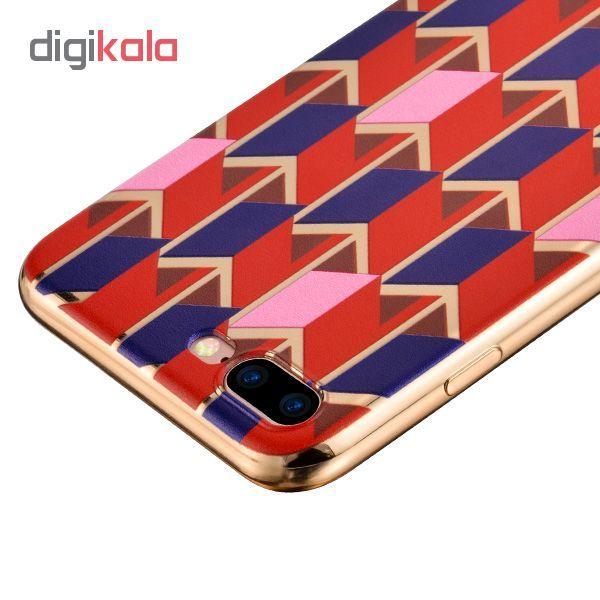 کاور هوکو مدل Fashion مناسب برای گوشی موبایل iPhone 8 Plus/7 Plus main 1 6