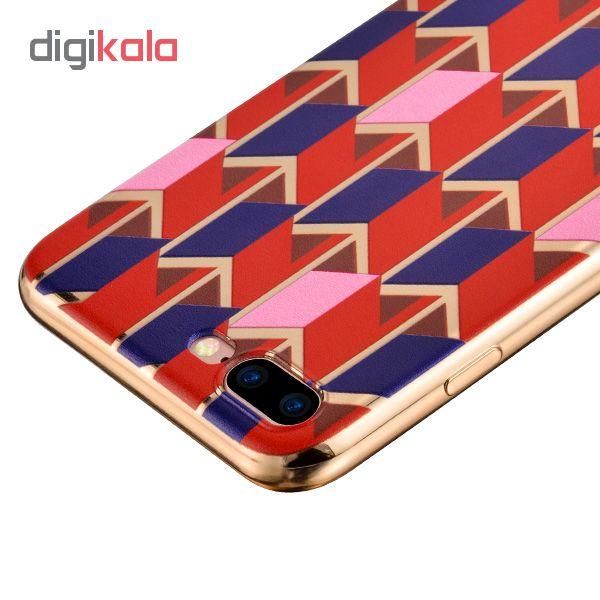 کاور هوکو مدل Fashion مناسب برای گوشی موبایل iPhone 8 Plus/7 Plus main 1 7