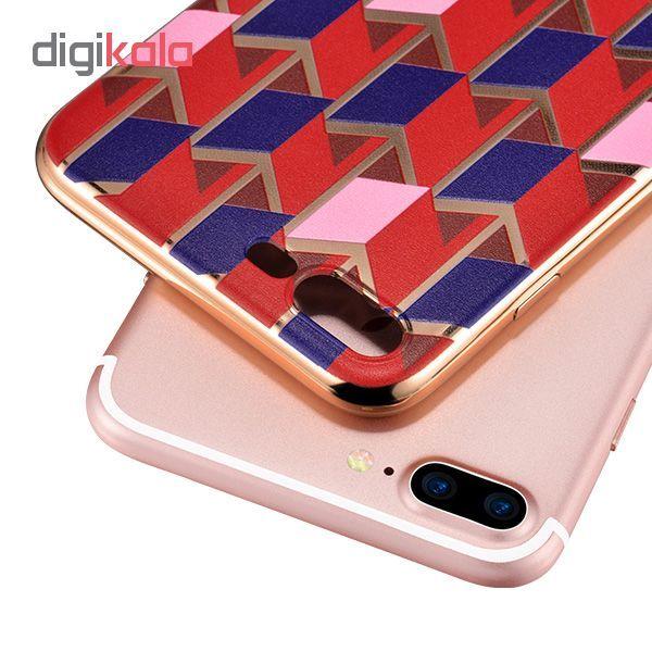 کاور هوکو مدل Fashion مناسب برای گوشی موبایل iPhone 8 Plus/7 Plus main 1 10