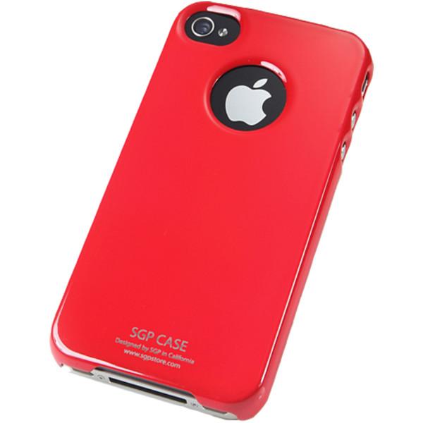 کاور اس جی پی مدل Ultra Thin مناسب برای گوشی موبایل اپل iPhone 4/4s