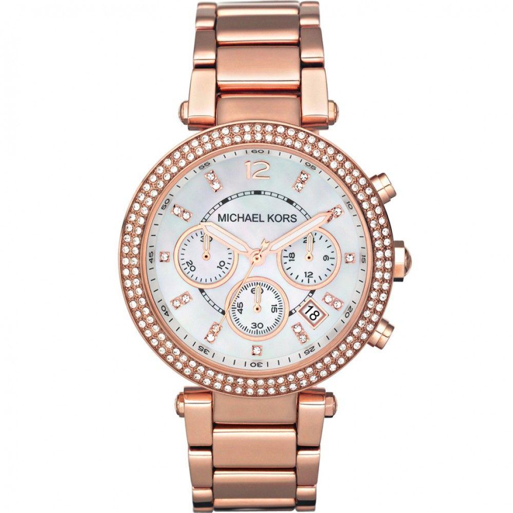 ساعت مچی عقربهای زنانه مایکل کورس مدل MK5491