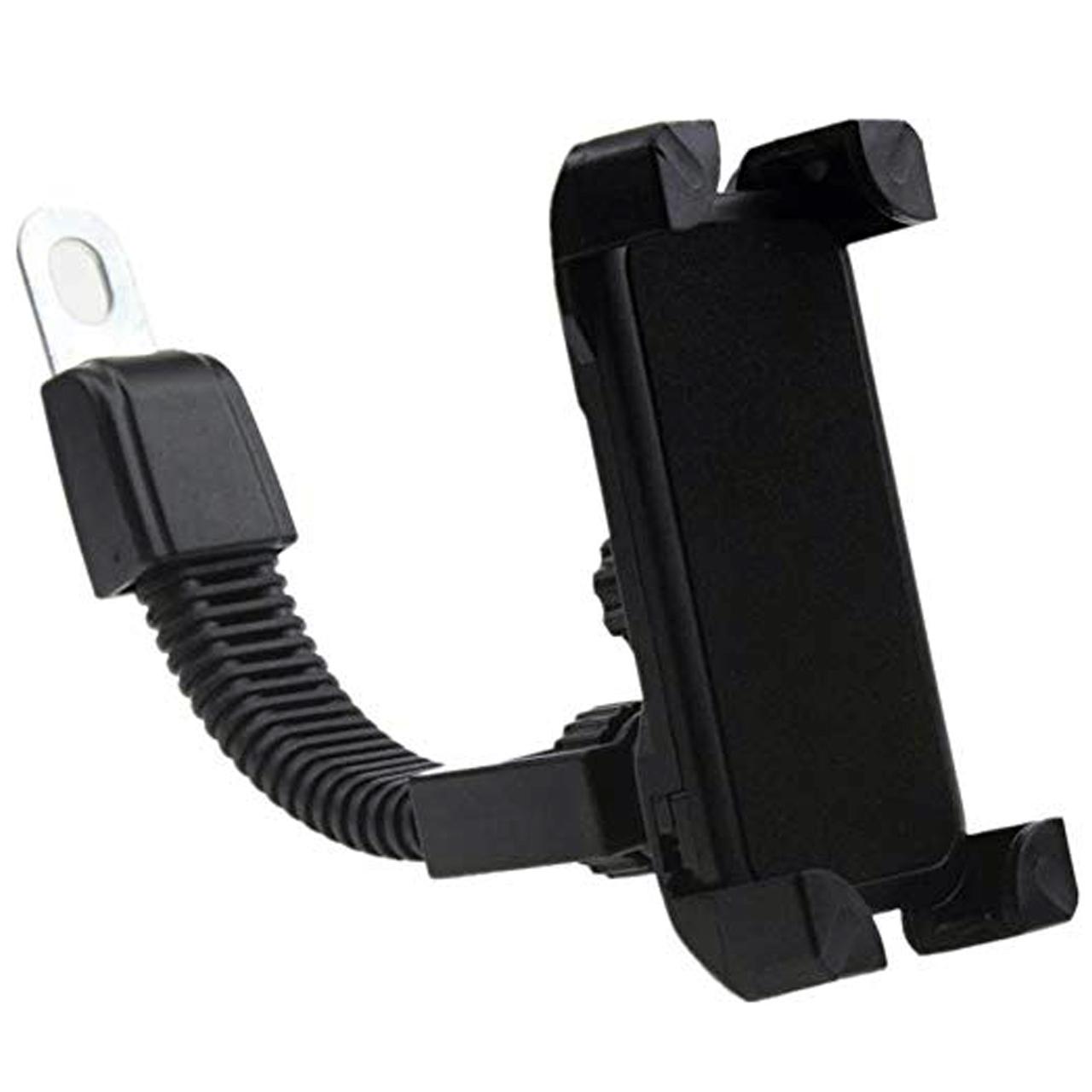 پایه نگهدارنده گوشی موبایل مدل 012 مناسب برای موتور و دوچرخه