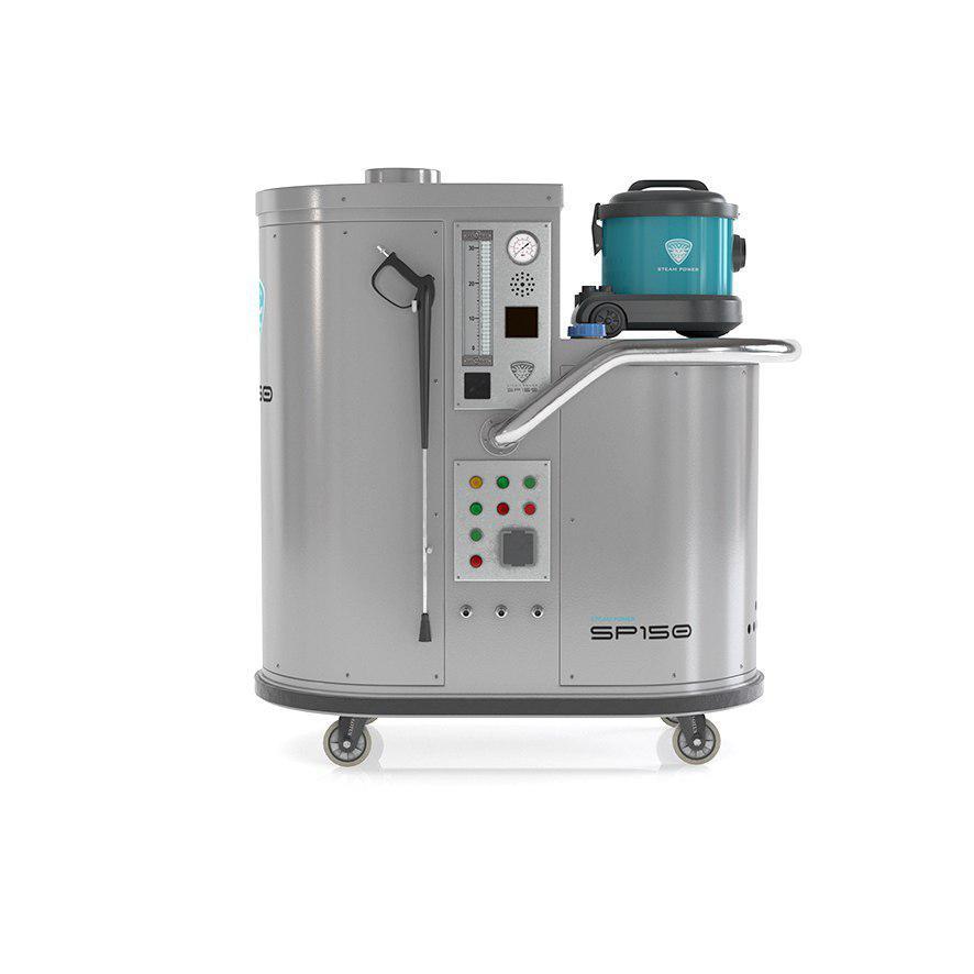کارواش نانو بخار مدل SP150