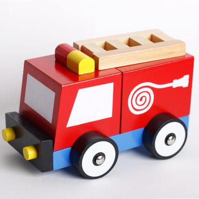 ساختنی مدل ماشین آتش نشانی کد W10