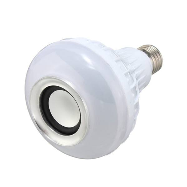 لامپ هوشمند و اسپیکر بلوتوث دیوایس کد Music Bulb