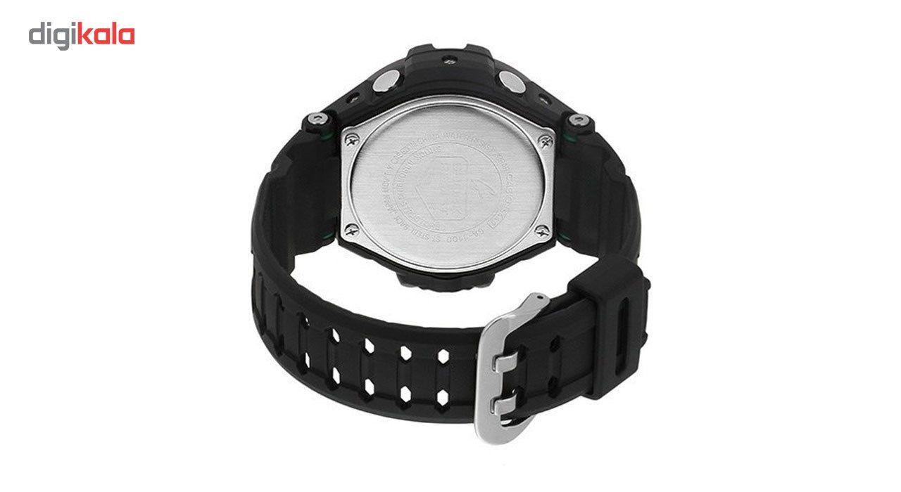 ساعت مچی عقربه ای مردانه کاسیو مدل G-Shock GA-1100-1A3DR -  - 3