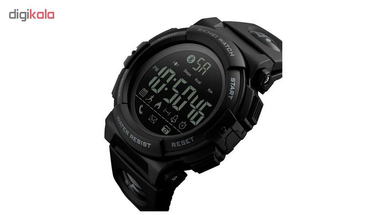 ساعت مچی دیجیتالی اسکمی مدل 1303 کد K31