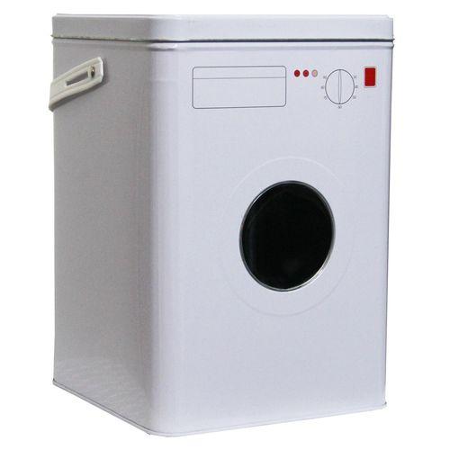 ظرف نگهداری پودر رختشویی مدل ماشین لباسشویی سایز بزرگ