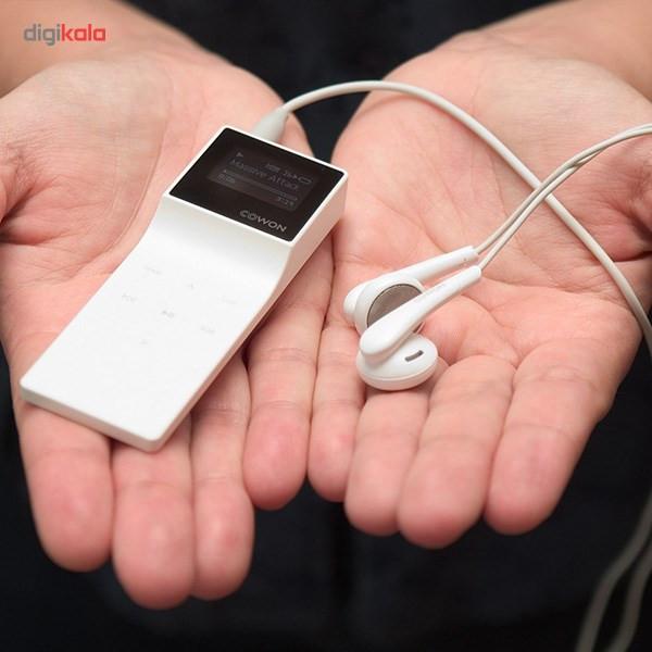 پخش کننده ی موسیقی پرتابل کاون iAUDIO E3 8GB