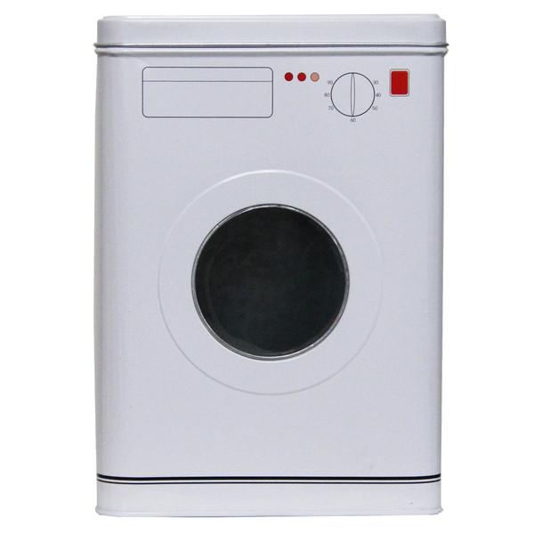 ظرف نگهداری پودر رختشویی مدل ماشین لباسشویی سایز متوسط