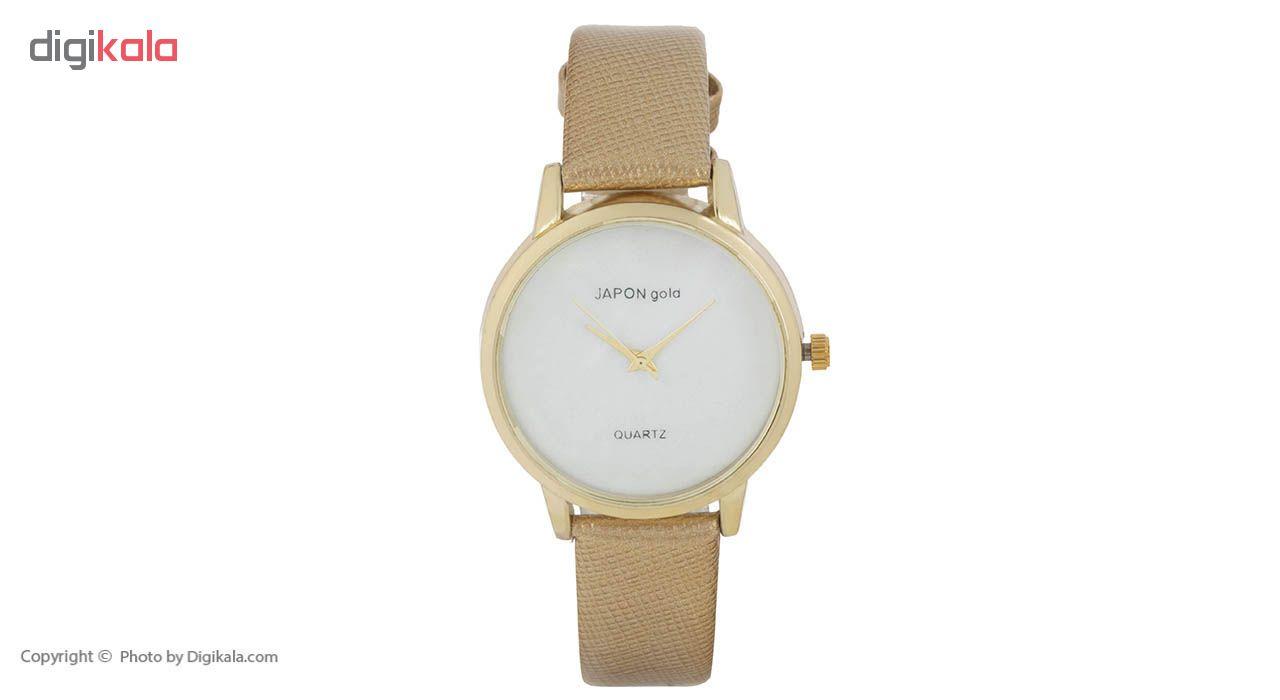 ساعت مچی عقربه ای زنانه ژاپن گلد مدل S20-5              خرید (⭐️⭐️⭐️)