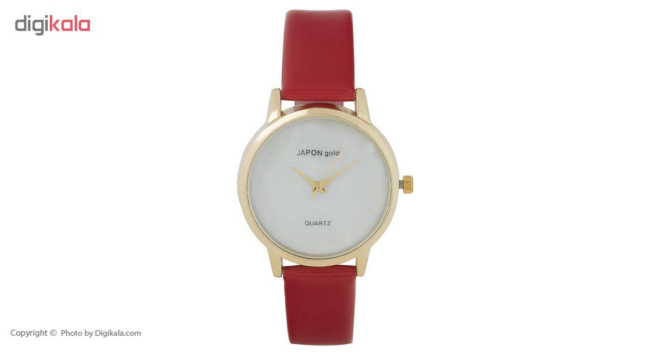ساعت مچی عقربه ای زنانه ژاپن گلد مدل S20-6              خرید (⭐️⭐️⭐️)