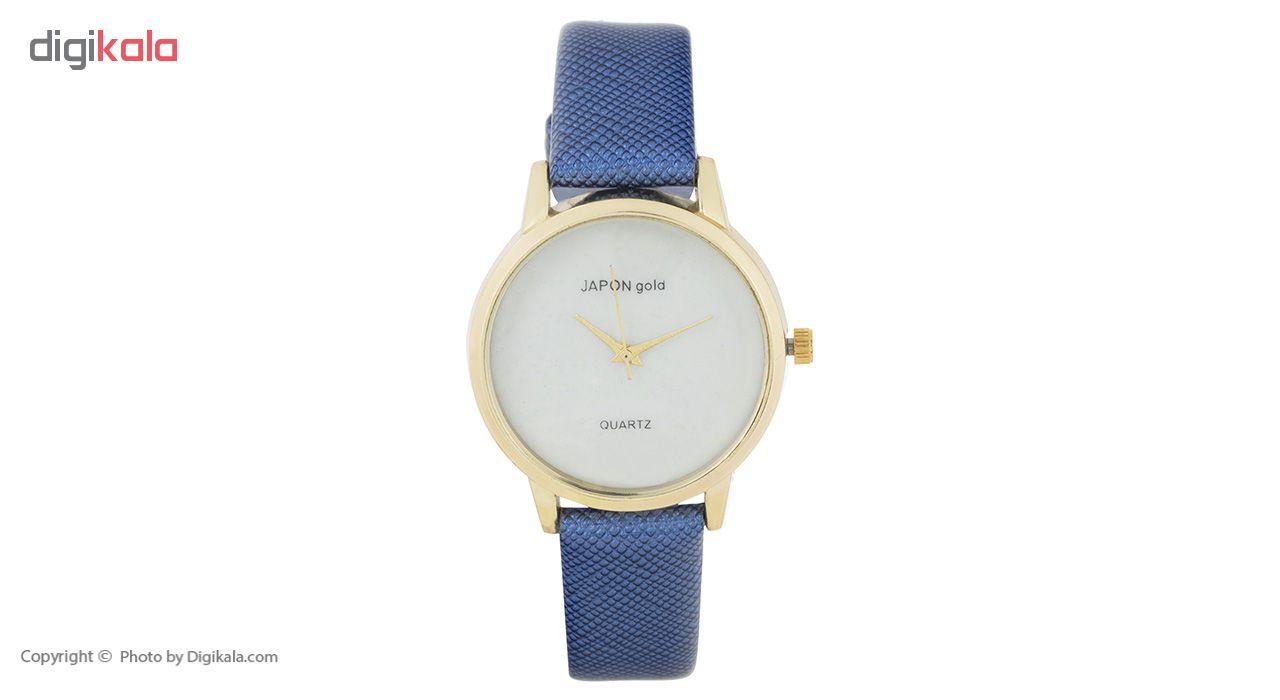 ساعت مچی عقربه ای زنانه ژاپن گلد مدل S20-8              خرید (⭐️⭐️⭐️)