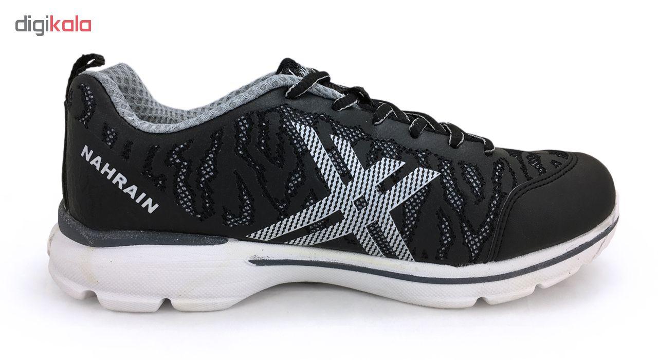 کفش مخصوص پیاده روی زنانه نهرین مدل دو ایکس کد 2970