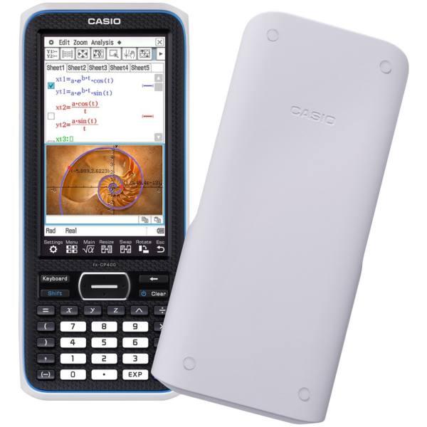 ماشین حساب مهندسی کاسیو مدل FX-CP400 | Casio FX-CP400 ClassPadII