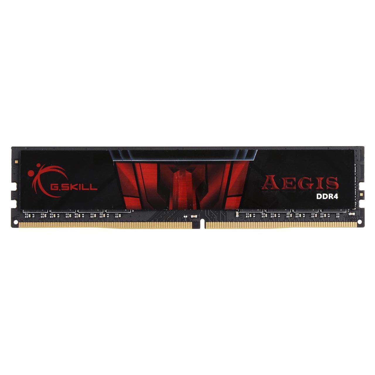 رم دسکتاپ DDR4 تک کاناله 3000 مگاهرتز جی.اسکیل مدل Aegis ظرفیت 8 گیگابایت