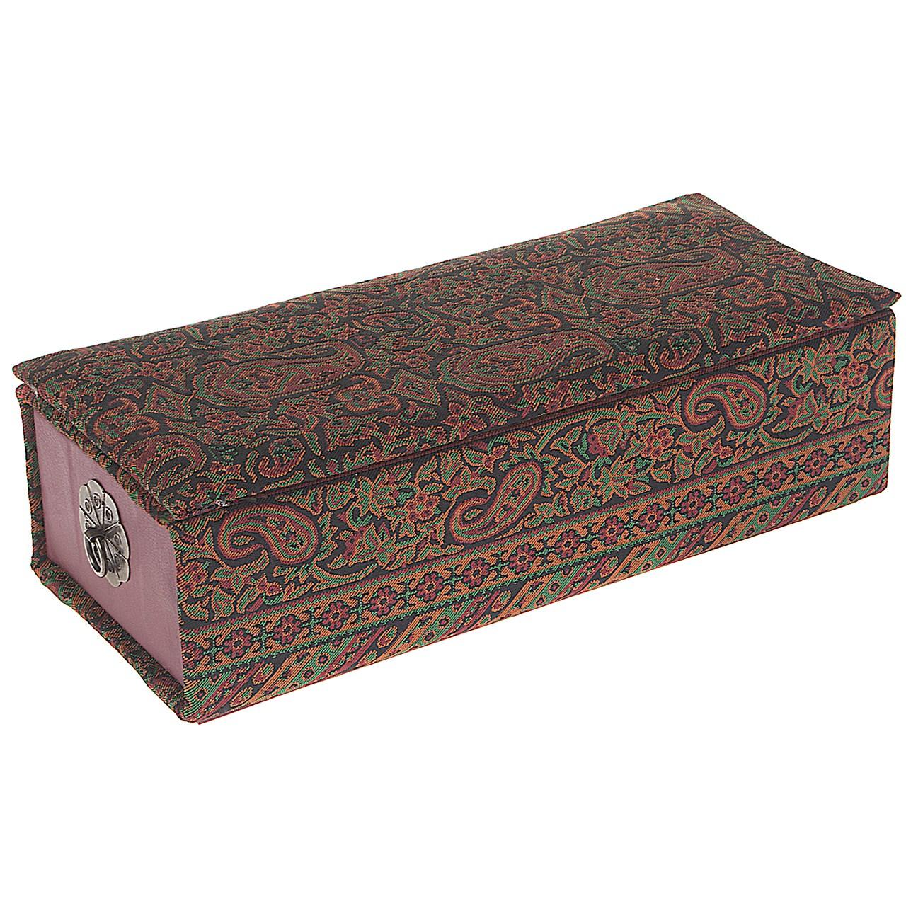 جعبه کارد و چنگال ترمه سنا مدل کشویی
